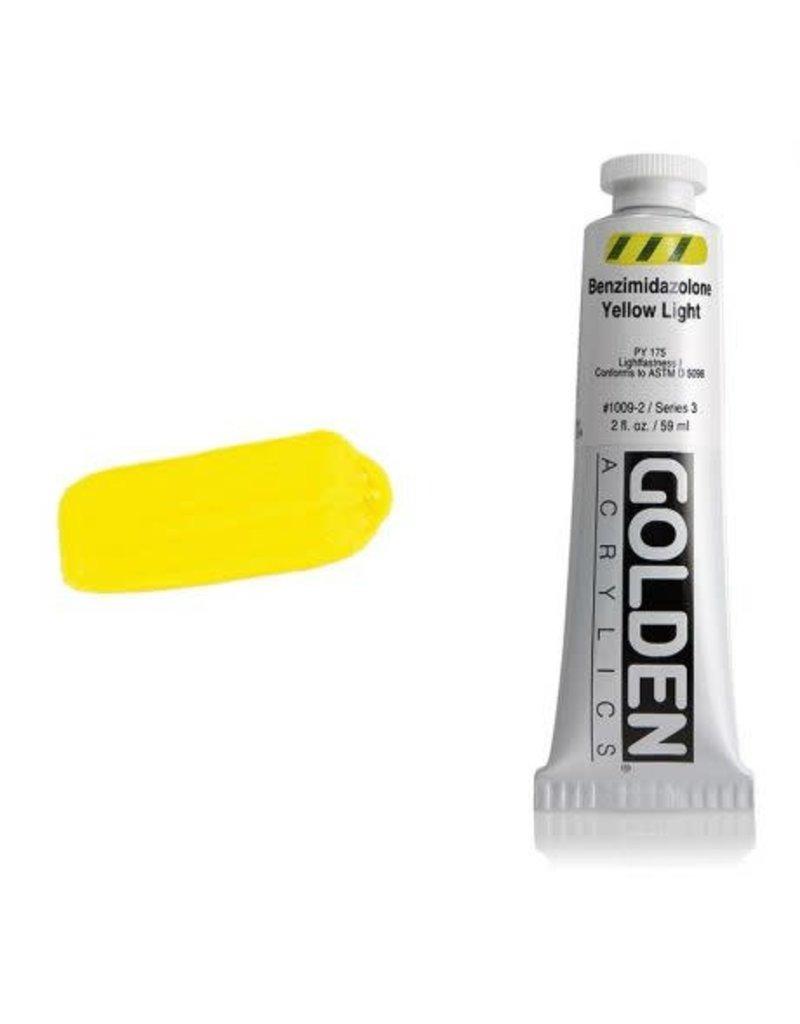 Golden Hb Benzimidazolone Yel Light 2Oz Tube-2