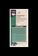 Dritz Ballpoint Hand Needles | S-48