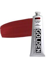 Golden Hb C.P. Cadmium Red Dark 2oz Tube-2