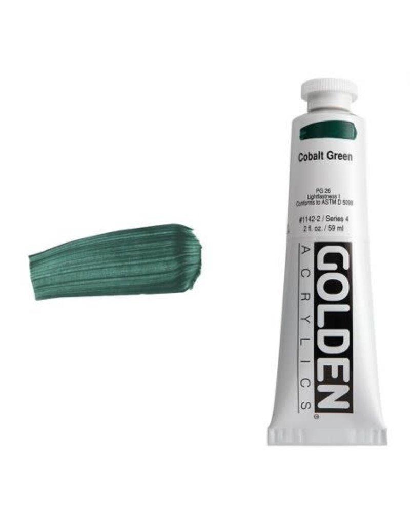 Golden Hb Cobalt Green 2oz Tube-2