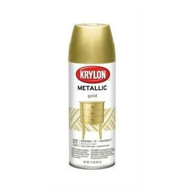 Krylon Krylon Metallic Gold
