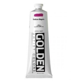 Golden Hb Medium Magenta 2oz Tube-2