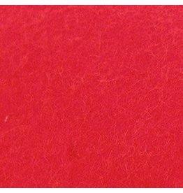 Darice 9X12 Felt Square Bright Red