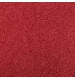 Darice 9X12 Felt Square Cardinal