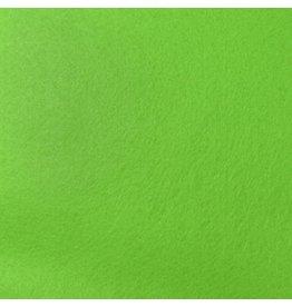 Darice 9X12 Felt Square Lime Green