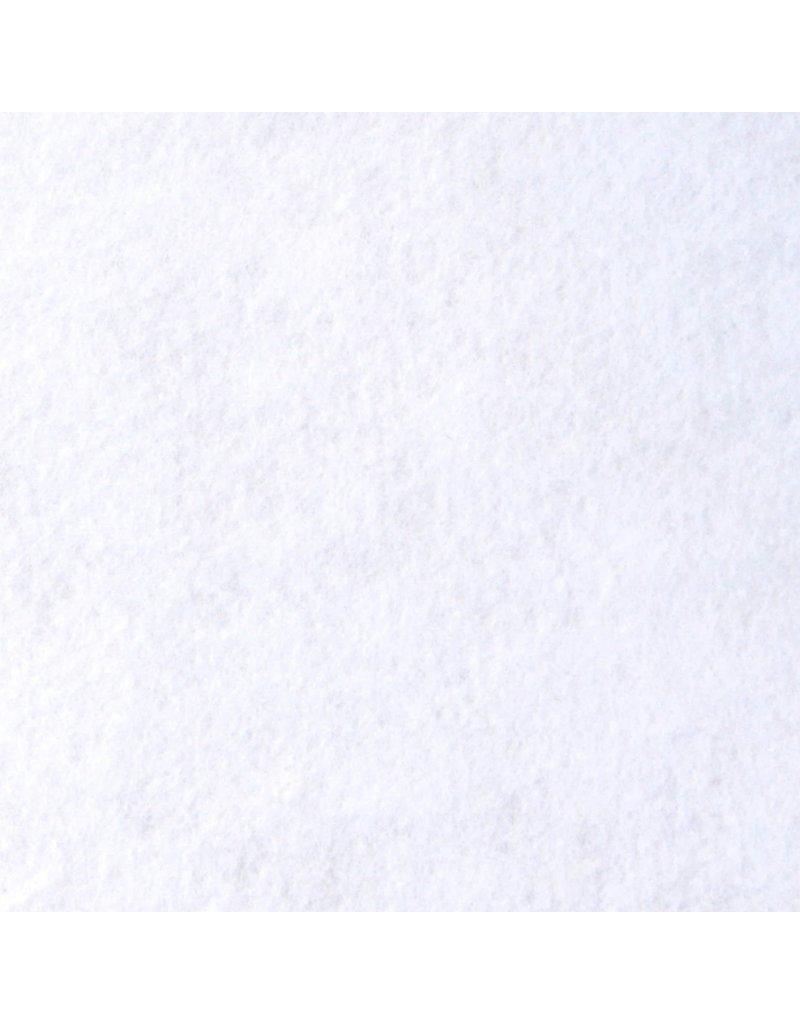 Darice 9X12 Felt Square White