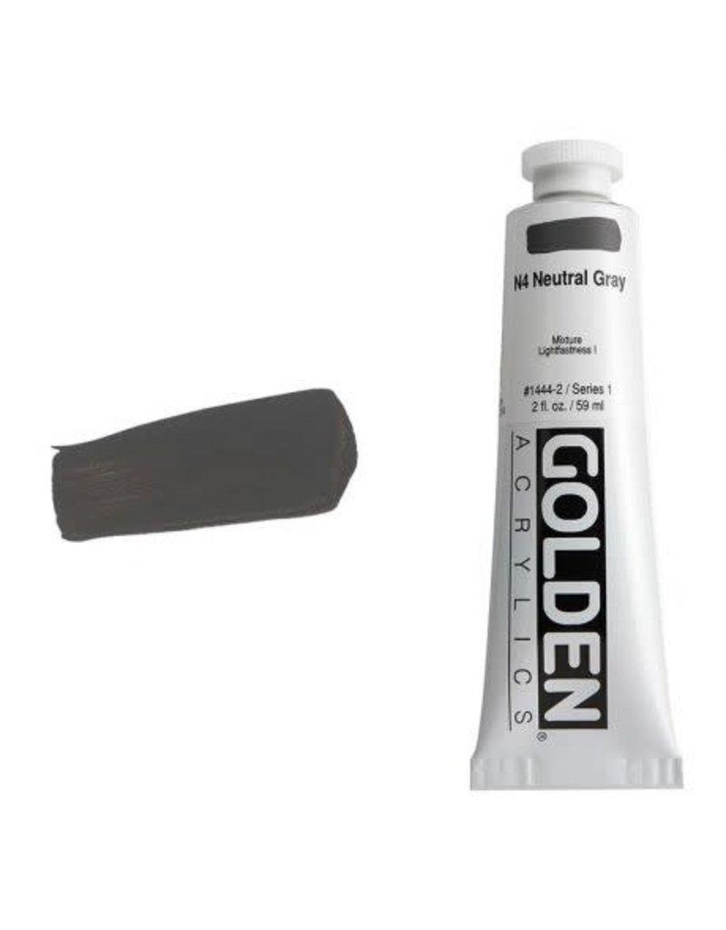 Golden Hb Neutral Gray N4 2oz Tube-2