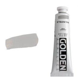 Golden Hb Neutral Gray N7 2oz Tube-2