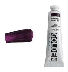 Golden Hb Permanent Violet Dark 2oz Tube-2