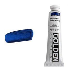 Golden Hb Phthalo Blue /G.S. 2oz Tube-2
