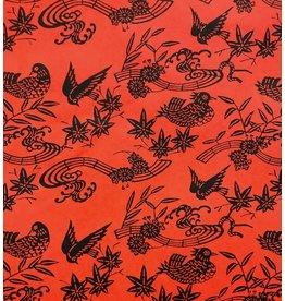 Hiromi Paper, Inc Katazome 25X38 # Wa6206