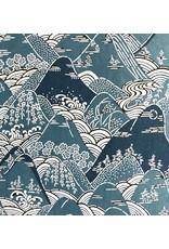 Hiromi Paper, Inc Katazome 25X38 #Wa6245