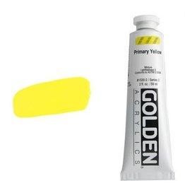 Golden Hb Primary Yellow 2oz Tube-2