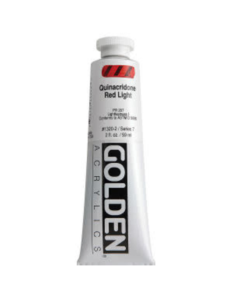 Golden Hb Quin. Red Light 2oz Tube-2