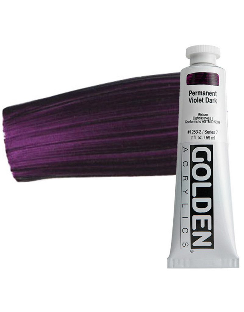 Golden Hb Quin. Violet 2oz Tube-2