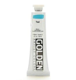 Golden Hb Teal 2oz Tube-2