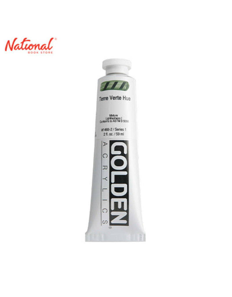 Golden Hb Terre Verte Hue 2oz-2