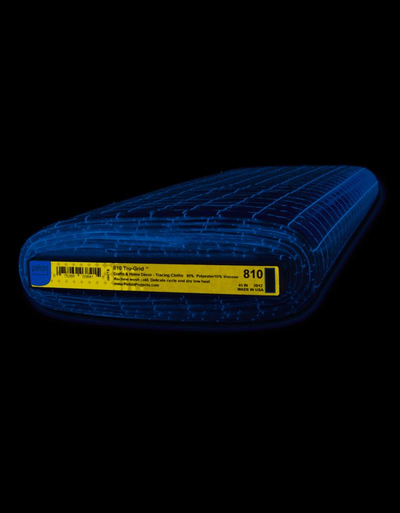 Pellon Pellon Tru Grid White 44''Graph by the foot