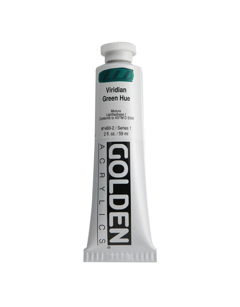 Golden Hb Viridian Green Hue 2oz-2