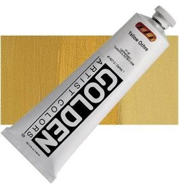 Golden Hb Yellow Ochre 2oz Tube-2