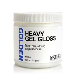 Golden Heavy Gel Gloss 16oz- 16 oz