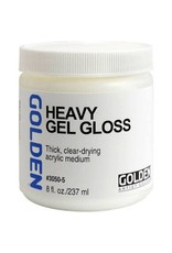 Golden Heavy Gel Gloss 8oz- 8 oz