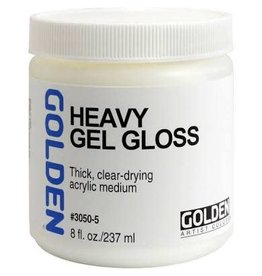 Golden Heavy Gel Gloss 8oz- 8 oz