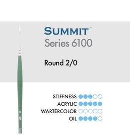 Princeton Summit Syn Brstl Rnd 2/0