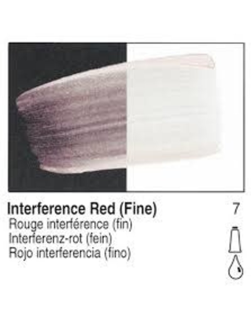 Golden Interference Red (Fine)-2