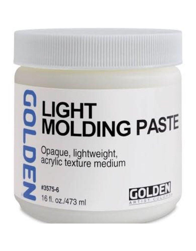 Golden Light Molding Paste 16oz