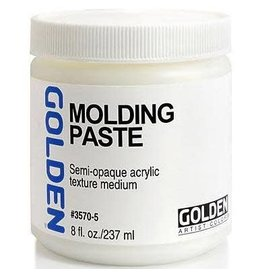 Golden Molding Paste 8 oz
