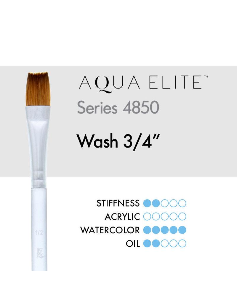 Princeton Aqua Elite Syn Kol Wc Wsh 3/4