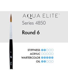 Princeton Aqua Elite Syn Kol Wc Rnd 6