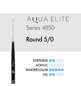 Princeton Aqua Elite Syn Kol Wc Rnd 5/0