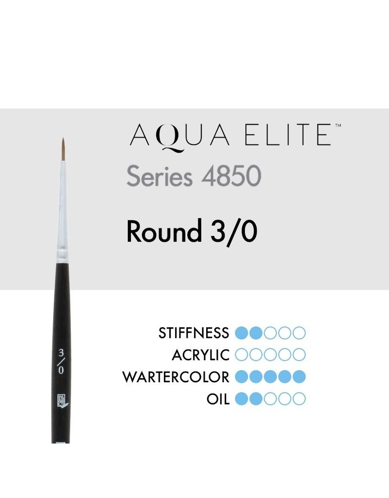 Princeton Aqua Elite Syn Kol Wc Rnd 3/0