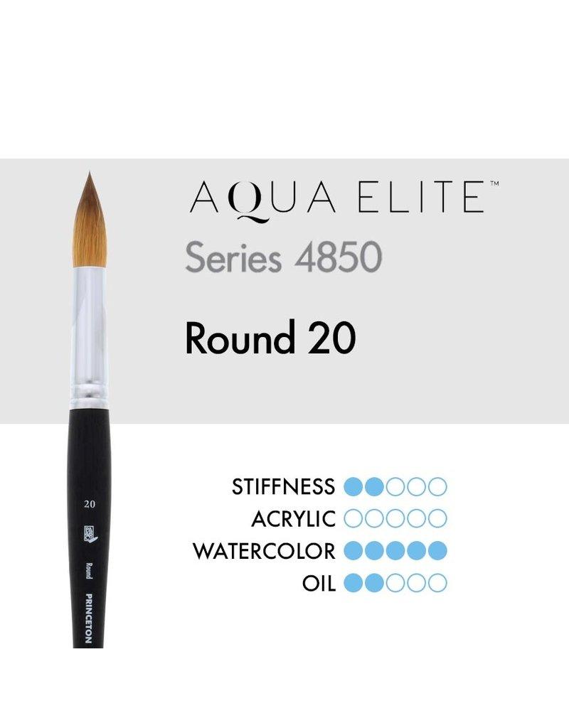 Princeton Aqua Elite Syn Kol Wc Rnd 20