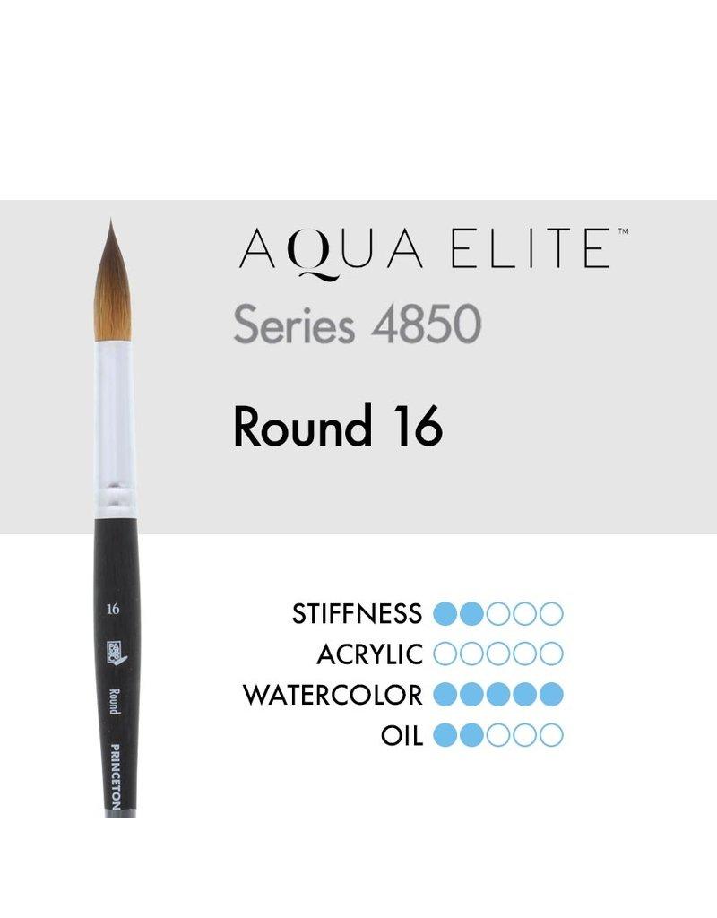 Princeton Aqua Elite Syn Kol Wc Rnd 16