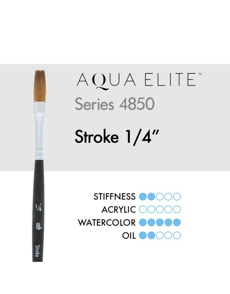 Princeton Aqua Elite Syn Kol Wc Strk 1/4
