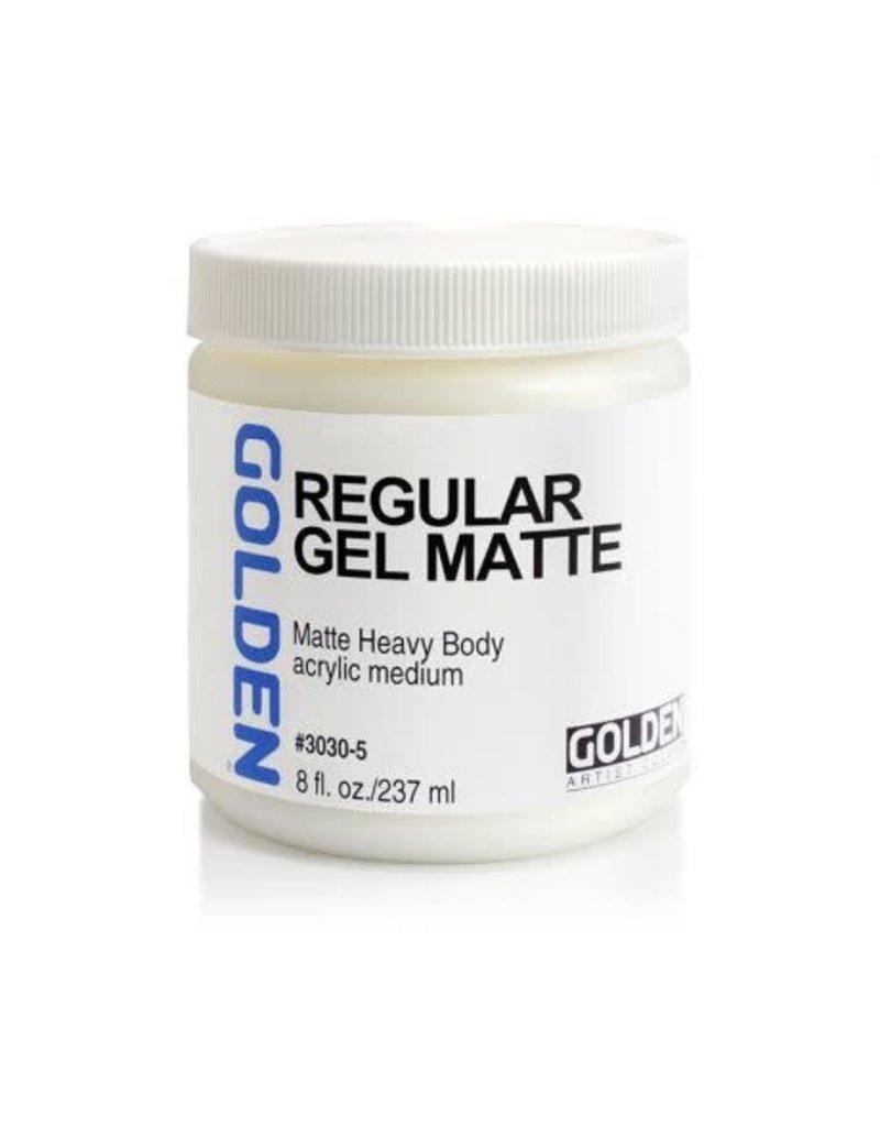 Golden Open Acrylic Gel (Matte)- 8 oz