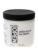 Golden Open Acrylic Medium (Matte)- 8 oz