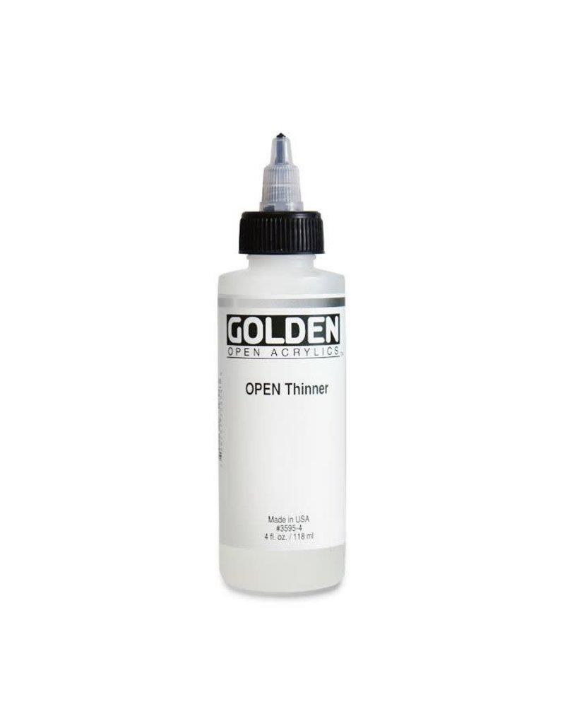 Golden Open Thinner- 4 oz
