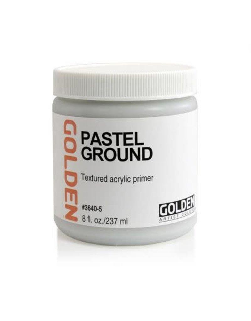Golden Pastel Ground- 8 oz