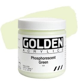 Golden Phosphorescent Green- 8 oz