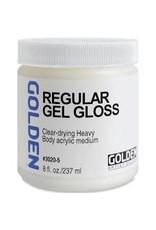 Golden Regular Gel Gloss 8oz