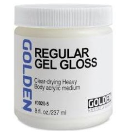 Golden Regular Gel Gloss 8oz