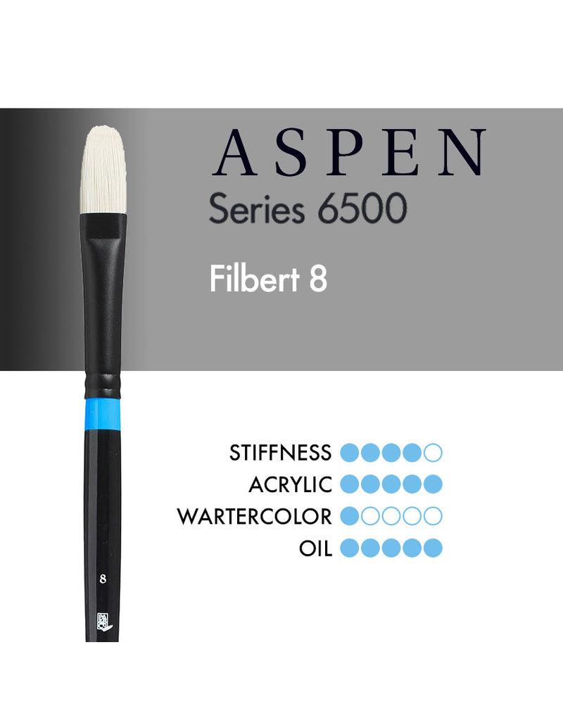 Princeton Aspen Filbert 8