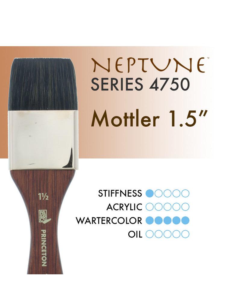 Princeton Neptune Synthetic Squirrel Mottler 1 1/2