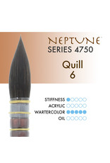 Princeton Neptune Syn Squirrel Quill 6