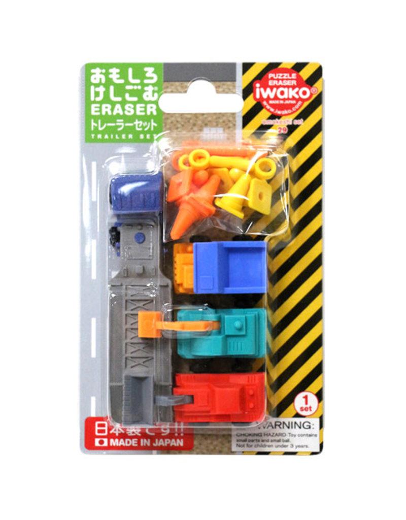 Iwako Iwako Eraser Construction Set