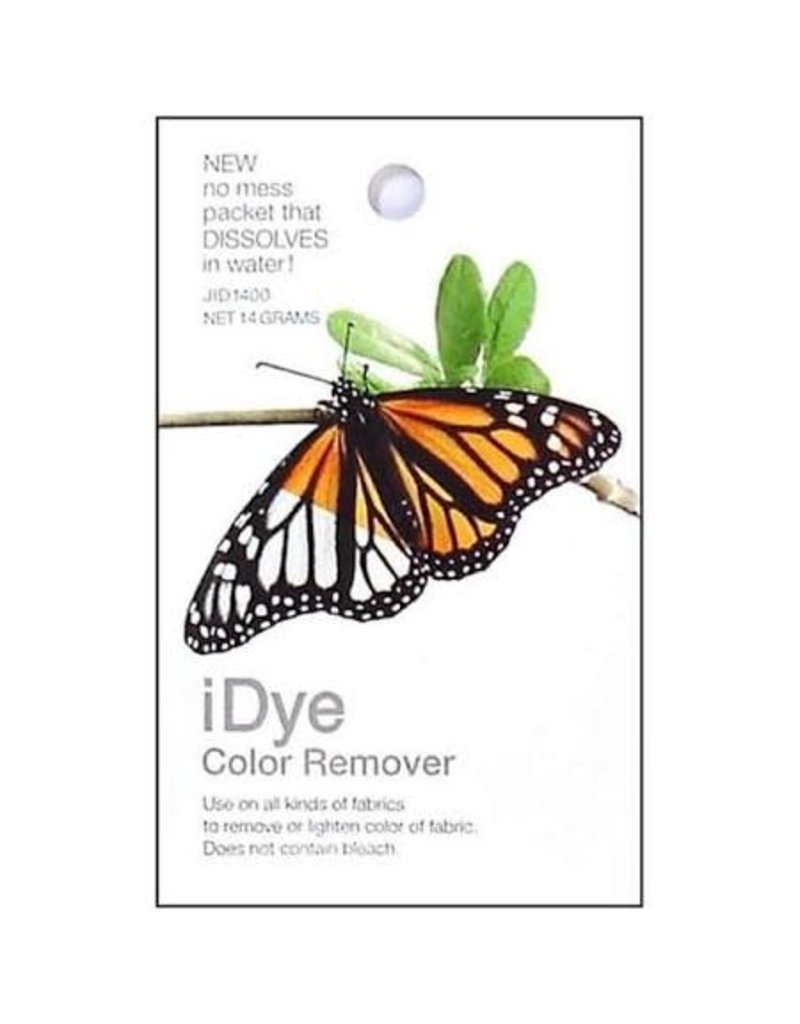 Jacquard Idye Color Remover 14Gm Pk